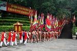 Hoàn thành chỉnh trang cảnh quan Ngã 5 Đền Giếng, Khu di tích Đền Hùng