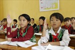 Sắp xếp quy mô, mạng lưới trường, lớp góp phần nâng cao chất lượng giáo dục toàn diện