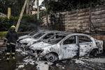 Rà soát hiện trường vụ tấn công khủng bố tại khu tổ hợp văn phòng - khách sạn Kenya