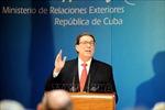 Cuba tuân thủ các nghị định thư của Đối thoại Hòa bình giữa Colombia - ELN