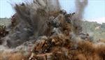 13 thợ mỏ thiệt mạng do hít phải khói độc từ mìn