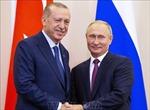 Xu hướng chủ đạo trong quan hệ Nga - Thổ Nhĩ Kỳ