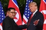 Triều Tiên phát hành tem đánh dấu 1 năm cuộc gặp thượng đỉnh Mỹ - Triều đầu tiên