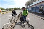 Lại xảy ra động đất mạnh tại Indonesia