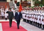 Thủ tướng Nguyễn Xuân Phúc dự Hội nghị sơ kết công tác quý I/2019 của Bộ Công an