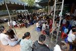 Điểm bầu cử tại tỉnh Papua, Indonesiabị tấn công
