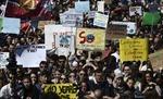Biến đổi khí hậu: Biểu tình chống biến đổi khí hậu tại Italy