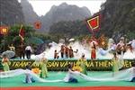Khai mạc Lễ hội Tràng An, Ninh Bình