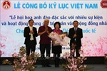 Lễ hội hoa anh đào xác lập kỷ lục Việt Nam