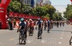 Nguyễn Thành Tâm về nhất chặng 10 Giải đua xe đạp Cúp Truyền hình TP Hồ Chí Minh