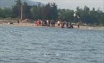 Hai thanh niên kịp thời cứu 5 em nhỏ bị đuối nước