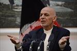 Tổng thống Afghanistan kêu gọi các nghị sĩ tham gia hòa đàm với Taliban