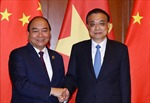 Thủ tướng Trung Quốc đánh giá cao các biện pháp chống dịch COVID-19 của Việt Nam