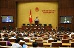 Thông cáo số 5, Kỳ họp thứ 7, Quốc hội khóa XIV