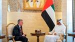 Mỹ và UAE tăng cường hợp tác quốc phòng