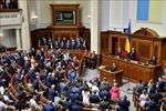 Bầu cử Quốc hội trước thời hạn tại Ukraine