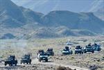 Trung Quốc, Kyrgyzstan lần đầu tiên diễn tập chung chống khủng bố