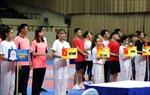 Khai mạc Giải Vô địch Taekwondo châu Á mở rộng