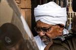 Sudan bắt đầu xét xử cựu Tổng thống Omaral-Bashir
