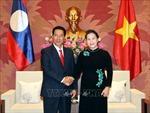 Không ngừng củng cố và phát triển quan hệ Việt Nam - Lào