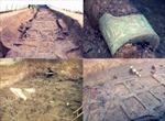 Phát hiện bia mộ có niên đại hơn 1.200 năm