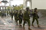 Quân đội Ecuador dỡ bỏ một phần lệnh giới nghiêm