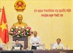 Ủy ban Thường vụ Quốc hội quyết định sắp xếp, thành lập một số đơn vị hành chính
