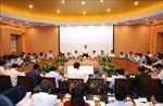 Tổ công tác của Thủ tướng Chính phủ làm việc với lãnh đạo thành phố Hà Nội