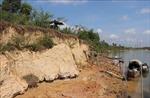 Quảng Trị cần 990 tỷ đồng khắc phục sạt lở bờ sông, bờ biển