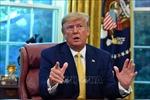 Tổng thống Donald Trump hy vọng ký thỏa thuận thương mại Mỹ - Trung vào giữa tháng 11