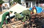 Khẩn trương khắc phục hậu quả bão, mưa lũ, ổn định đời sống cho người dân