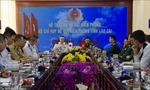 Đoàn sĩ quan Bộ Quốc phòng Nhật Bản thăm Bộ đội biên phòng tỉnh Lào Cai