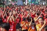 Trên 1.000 bạn trẻ Đà Nẵng tham gia 'Nhảy! vì sự tử tế'