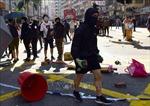 Các cuộc biểu tình bạo lực đang 'nhấn chìm' đặc Hong Kong (Trung Quốc)