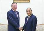 Thủ tướng tiếp Tổng giám đốc Công ty dầu khí Zarubezhneft, LB Nga