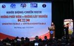 Hải Phòng khởi động chiến dịch 'Không phát hiện = Không lây truyền'