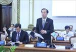 TP Hồ Chí Minh kêu gọi doanh nghiệp Hoa Kỳ đầu tư vào phát triển đô thị và xử lý môi trường