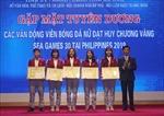 Hà Nam: Tuyên dương 5 nữ cầu thủ đoạt HCV SEA Games 30