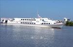 Đưa vào hoạt động tuyến tàu biển cao tốc Phú Quốc - Nam Du