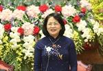Phó Chủ tịch nước Đặng Thị Ngọc Thịnh dự Lễ kỷ niệm 60 năm thành lập Trường Đại học Thể dục Thể thao Bắc Ninh