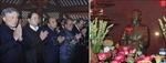 Thủ tướng và lãnh đạo Đảng, Nhà nước dâng hương tưởng niệm Chủ tịch Hồ Chí Minh