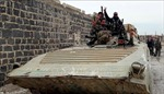 Quân đội Syria tiến đến thành phố chiến lược Maaret al-Numan