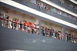 Dịch COVID-19: 781 hành khách trên tàu MS Westerdam rời Campuchia trong ngày 20/2