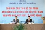 Lan tỏa giá trị tư tưởng Hồ Chí Minh tới nhân dân tiến bộ trên thế giới