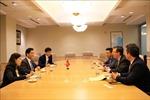Đại sứ quán Việt Nam tại Mỹ thúc đẩy các hoạt động hợp tác song phương