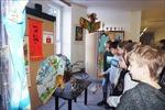 'Ngày văn hóa Việt Nam'sôi động tại một trường phổ thông cơ sở ở CH Séc