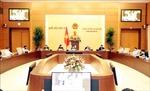 Dừng tổ chức Hội nghị Đại biểu Quốc hội chuyên trách, các cơ quan của Quốc hội làm việc trực tuyến