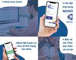 Thanh niên Thủ đô ứng dụng CNTT trong phòng, chống dịch COVID-19