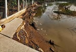 TP Hồ Chí Minh ứng phó sạt lở bờ sông, kênh rạch