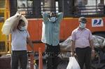 Dịch COVID-19: Nhiều bang ở Ấn Độ quy định bắt buộc đeo khẩu trang đảm bảo chất lượng